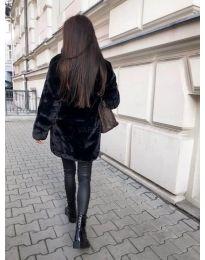Kabát - kód 187 - fekete