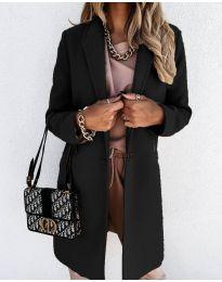 Kabát - kód 7709 - fekete
