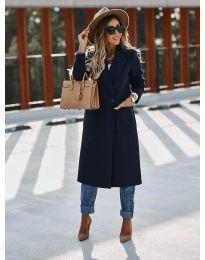 Kabát - kód 9493 - sötétkék