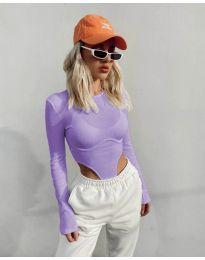 Body - kód 3322 - 3 - lila színű