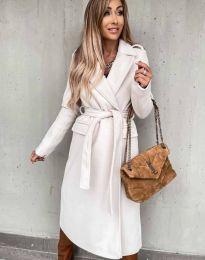 Kabát - kód 0876 - fehér