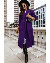 Kabát - kód 9888 - sötét lila