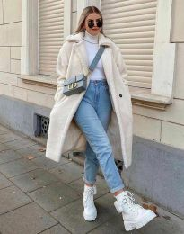 Kabát - kód 8302 - fehér