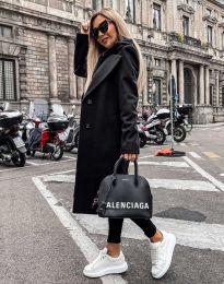 Kabát - kód 8492 - fekete