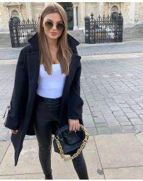 Kabát - kód 8757 - fekete