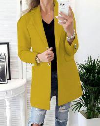 Kabát - kód 4679 - mustár