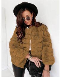 Kabát - kód 7676 - barna