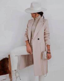Kabát - kód 1695 - bézs
