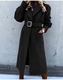 Kabát - kód 423 - fekete