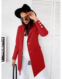 Kabát - kód 1514 - 5 - piros