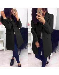 Kabát - kód 943 - fekete