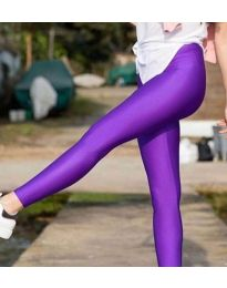Cicanadrág - kód 4137 - 6 - lila színű
