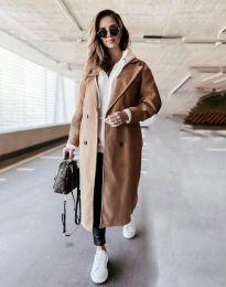 Kabát - kód 8492 - cappuccino