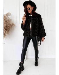 Kabát - kód 7676 - fekete