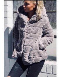 Kabát - kód 9202 - szürke
