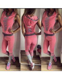 Sport együttes - kód 159 - 3 - rózsaszín