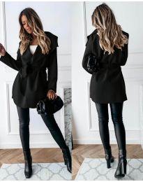Kabát - kód 643 - fekete