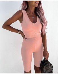 Sport együttes - kód 5713 - világos rózsaszín