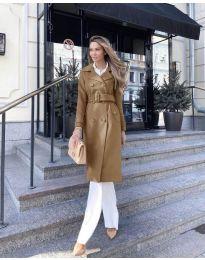 Kabát - kód 213 - barna