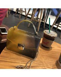 Táska - kód B107 - mustár