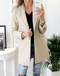 Kabát - kód 4679 - bézs