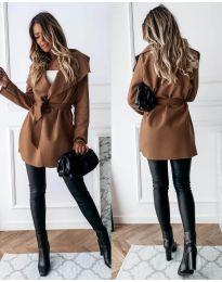 Kabát - kód 643 - barna