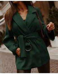Kabát - kód 8282 - vaj zöld