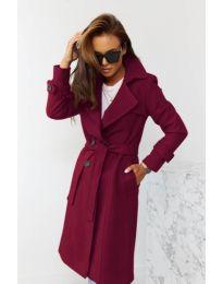 Kabát - kód 1500 - bordeaux