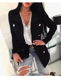 Kabát - kód 511 - fekete
