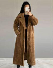Kabát - kód 0465 - 4 - barna