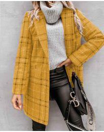 Kabát - kód 6333 - mustár