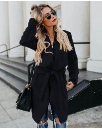 Kabát - kód 814 - fekete