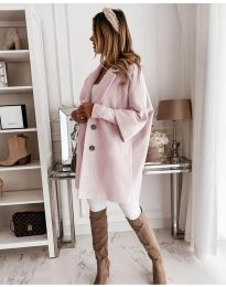 Kabát - kód 916 - rózsaszín