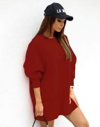 Tunika - kód 12036 - piros