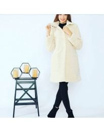 Kabát - kód 1615 - 3 - fehér