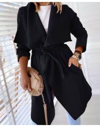 Kabát - kód 8778 - fekete
