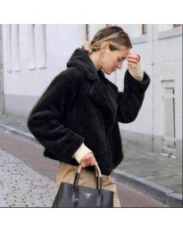 Kabát - kód 164 - fekete