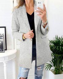 Kabát - kód 4679 - szürke