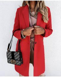 Kabát - kód 7709 - piros