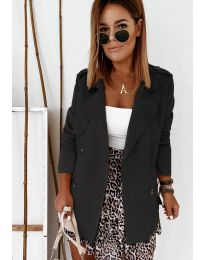 Kabát - kód 826 - fekete