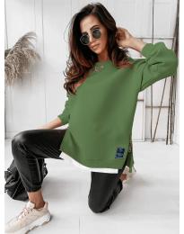 Tunika - kód 0411 - vaj zöld