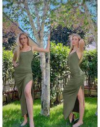 Ruha - kód 7858 - oliva zöld