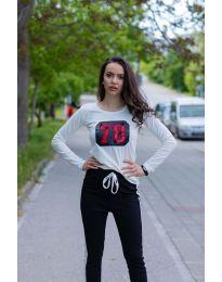 Póló - kód 987 - fehér