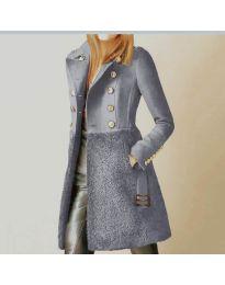 Kabát - kód 3100 - 4 - szürke