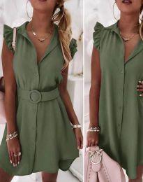 Ruha - kód 7411 - oliva zöld