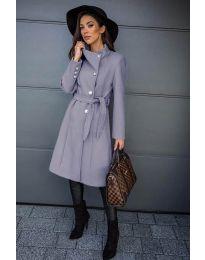 Kabát - kód 396 - szürke