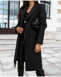 kabát - kód 3435 - fekete