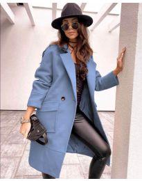 Kabát - kód 7278 - kék