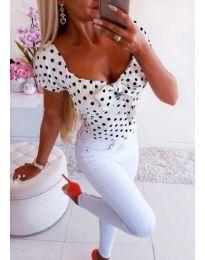 Póló - kód 037 - fehér