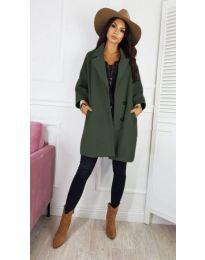 Kabát - kód 276 - zöld
